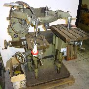 Pear Pantograph Milling Machine