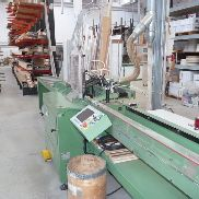 Cutting off machine Essepigi