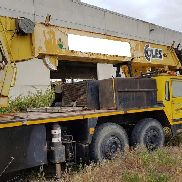 Truck Loader Coles Hydra Truck