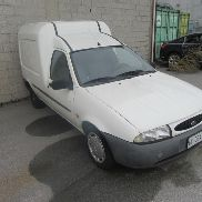 Ford Courier van vehicle