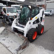 Bobcat S185 Skid Steer Loader