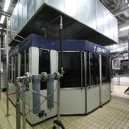 PET Bottle Filling Line 22.000 bph Krones, for Beer and CSD, with mixer