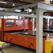 Bystronic lasercutting machine Bystar 3015