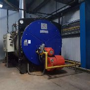 COCHRAN Wee Chieftain Package Steam Boiler Plant
