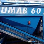 SUMAB MOBILE CONCRETE BATCHING PLANT K-60-Available in French!