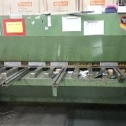 Fasti Hydr Guillotine 2500 x 6 mm