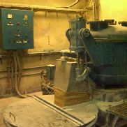 Used high intensity mixer 200 L. capacity.