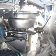 Used stainless steel cooker made by Shwarte Milfor.