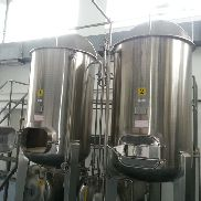stainless steel tank-extractor