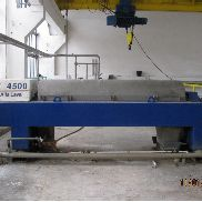decanter centrifuge made by Alfa Laval, model AVNX