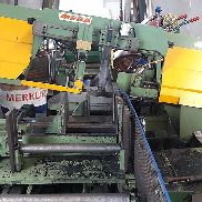 CNC Metal Band Saw MEBA 320 DGA