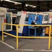 TRUMPF TRUMATIC L3050, mesas de intercambio 2, LiftMaster
