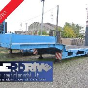 bed trailer semitrailer extendable faymonville