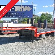 used semi-trailer bed trailer winch de angelis