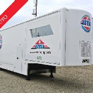 Semitrailer Motorhome Racing Hospitality Living Extendable used