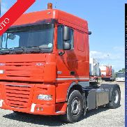 Outstanding Daf xf 105 510 tractor used