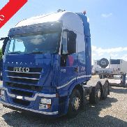 tractor unit Iveco Stralis 450 6 × 2 3assi used