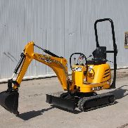 MINI / MIDI EXCAVATORS | JCB 8010CTS (190)