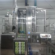 IPI Aseptic Filling line for 1.0L carton packs