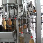 PET Bottling line for CSD and Carbonated Mineral Water