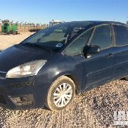 2011 (unverified) Citroen C4 Picasso Sedan