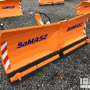 2015 Samasz AlpS 271 Snow Plow - Unused