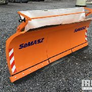 2015 Samasz Power 330C Snow Plow - Unused