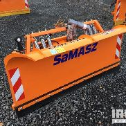 2015 Samasz UNI 180 BRG Snow Plow - Unused