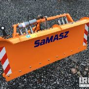 2015 Samasz UNI 180 Snow Plow - New