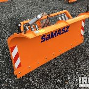 2015 (unverified) Samasz UNI 180 BRH Snow Plow