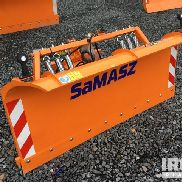 2015 Samasz UNI 180 BRH Snow Plow - Unused