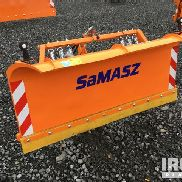2015 Samasz UNI 180 BRU Snow Plow - Unused