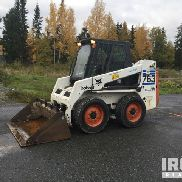 2000 Bobcat 763 Skid-Steer Loader