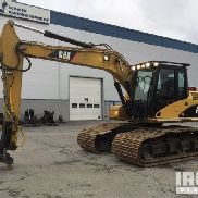 2009 Cat 312DL Kettenbagger