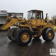 1989 Cat 936E Radlader