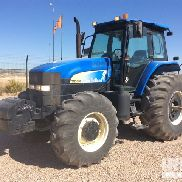 2013 (unverified) New Holland TM7040 4WD Tractor
