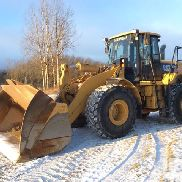 2010 Cat 972H Wheel Loader