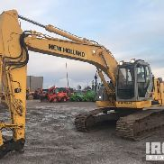 2007 New Holland E235BSR-2 Track Excavator