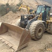 2008 John Deere 744J Wheel Loader