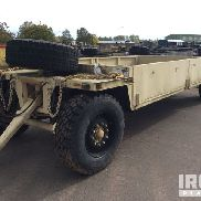 Southwest Mobile Systems M989A1 Heavy Expanded Mobility Ammunition Trailer
