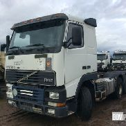 Volvo FH12 420 6x4 Sleeper Tractor Unit
