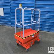 2005 NSG Pop-Up Electric Scissor Lift