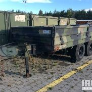 1983 Beta azienda M989 Ammunition Trailer