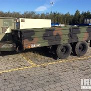 1985 Beta azienda M989 Ammunition Trailer
