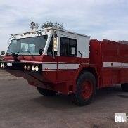 1985 Oshkosh AS 32P-19 4x4 Fire Truck