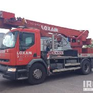 2002 Multitel J325.300 Articulating Boom on Renault 6x2 Truck