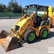 2007 JCB 1CX Backhoe Loader