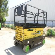 2008 Airo X12EW Electric Scissor Lift