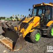 2008 JCB 3CX Sitemaster Backhoe Loader