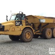 2012 Cat 740B Articulated Dump Truck
